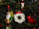 We collect and give Lenox ornaments each year.