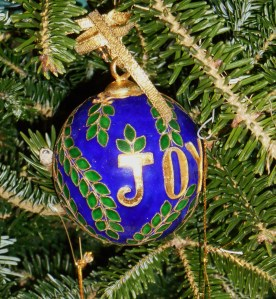The 2000 commemorative Christmas ball from Maymont Park, in Richmond, Va.