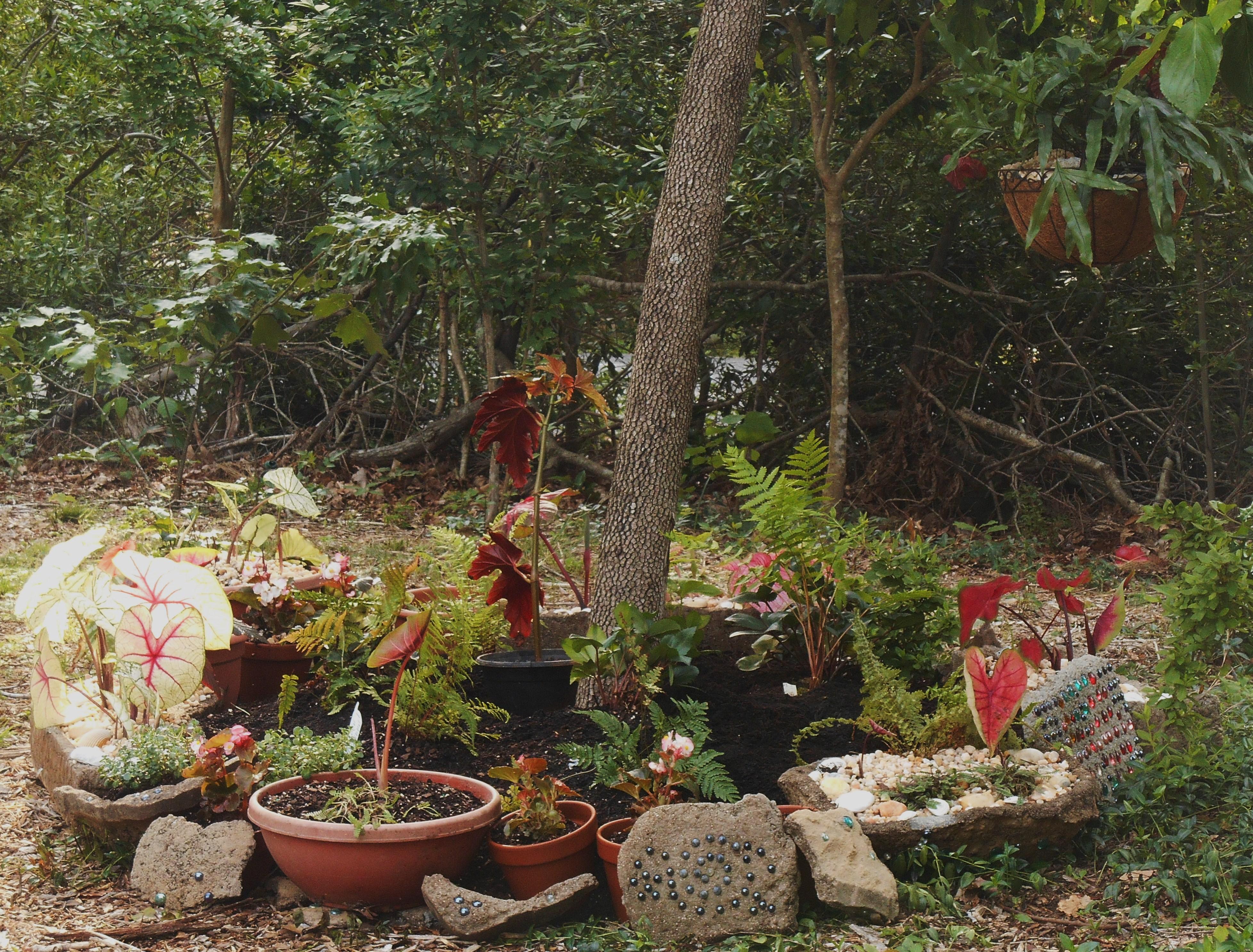 recycling in the garden | Forest Garden