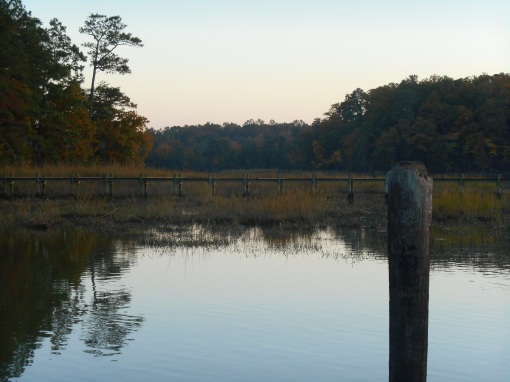 College Creek, explored by the Spanish in the late 16th Century, was passed over for settlement by the 1607 English colonists who chose Jamestown instead.