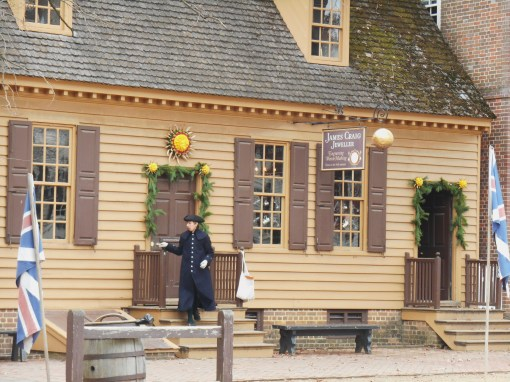 Colonial Williamsburg, 2014
