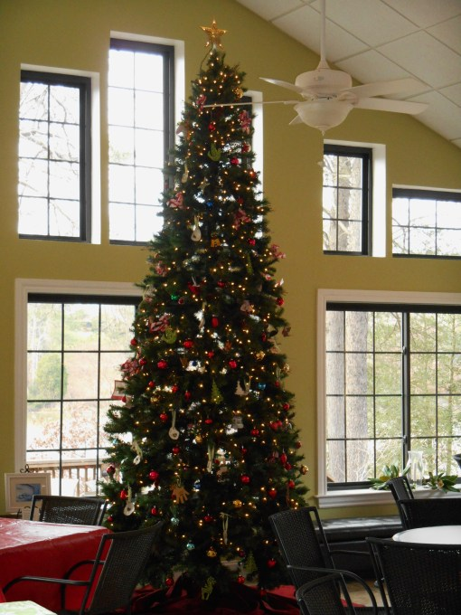 Our community Christmas tree