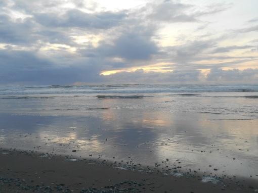 """""""D"""" River Beach"""
