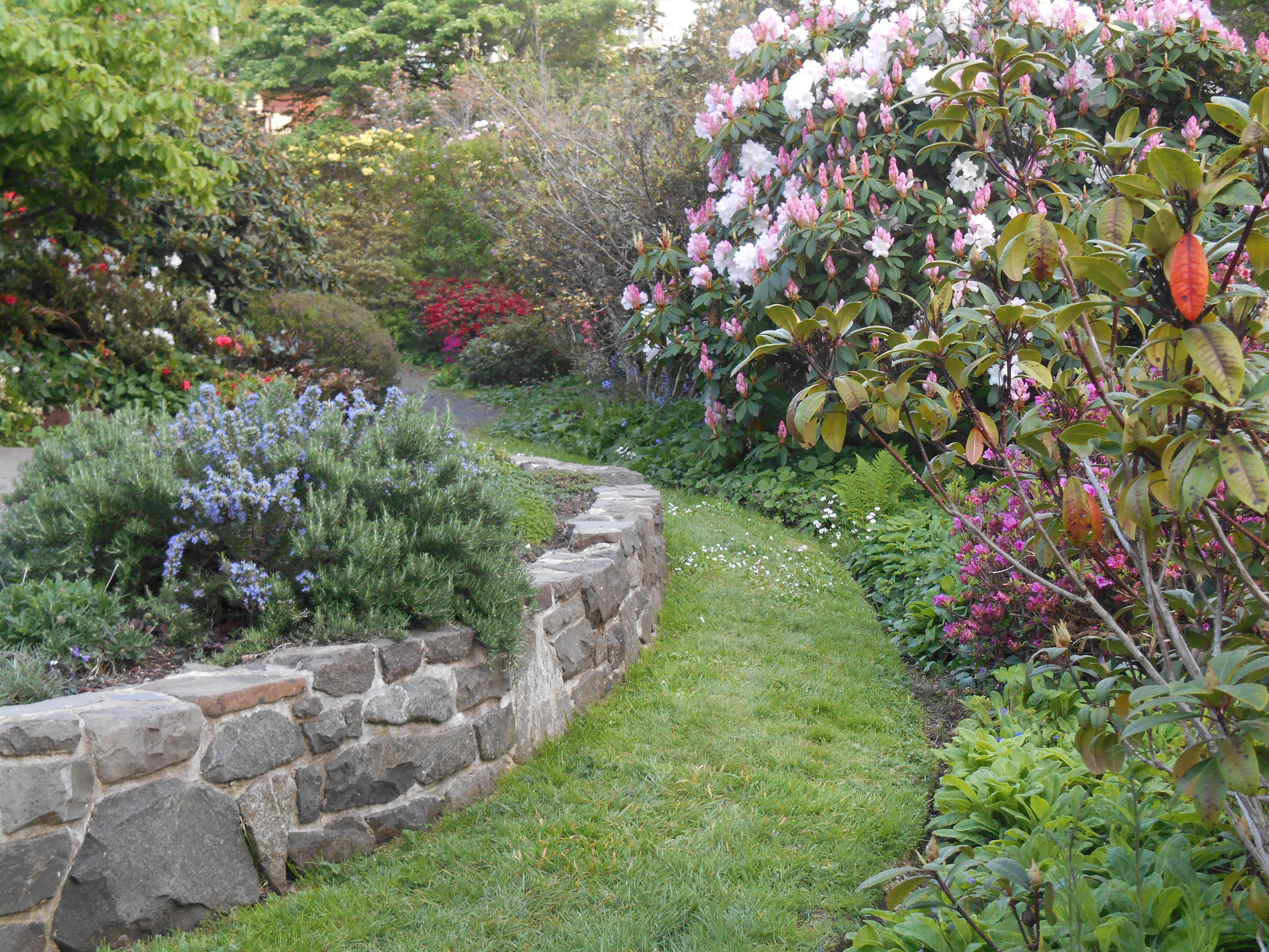 The Connie Hansen Garden, Lincoln City, OR