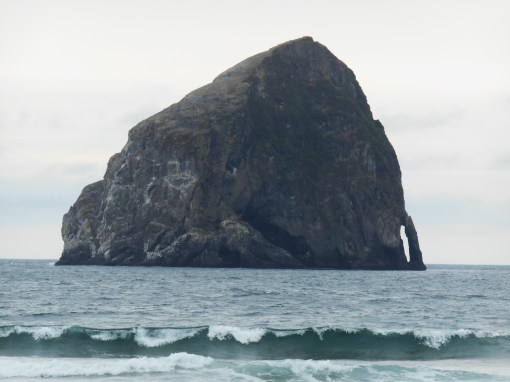 Haystack Rock, Pacific City, OR