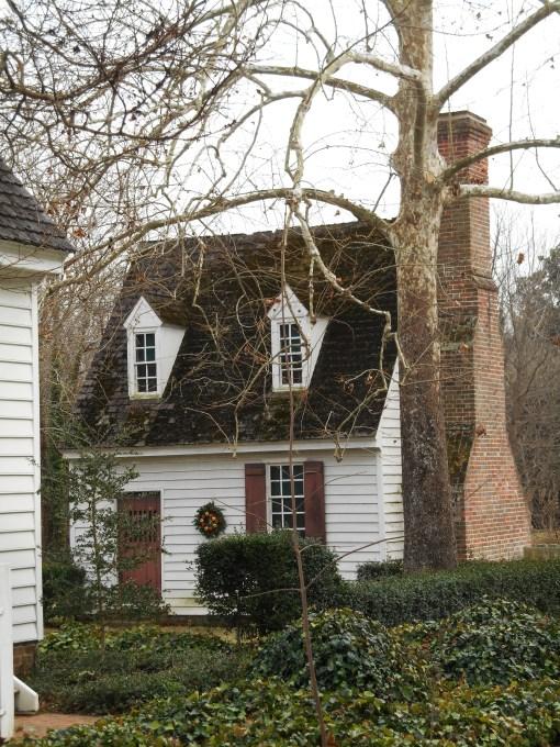 All photos taken at Colonial Williamsburg, December 23, 2016.