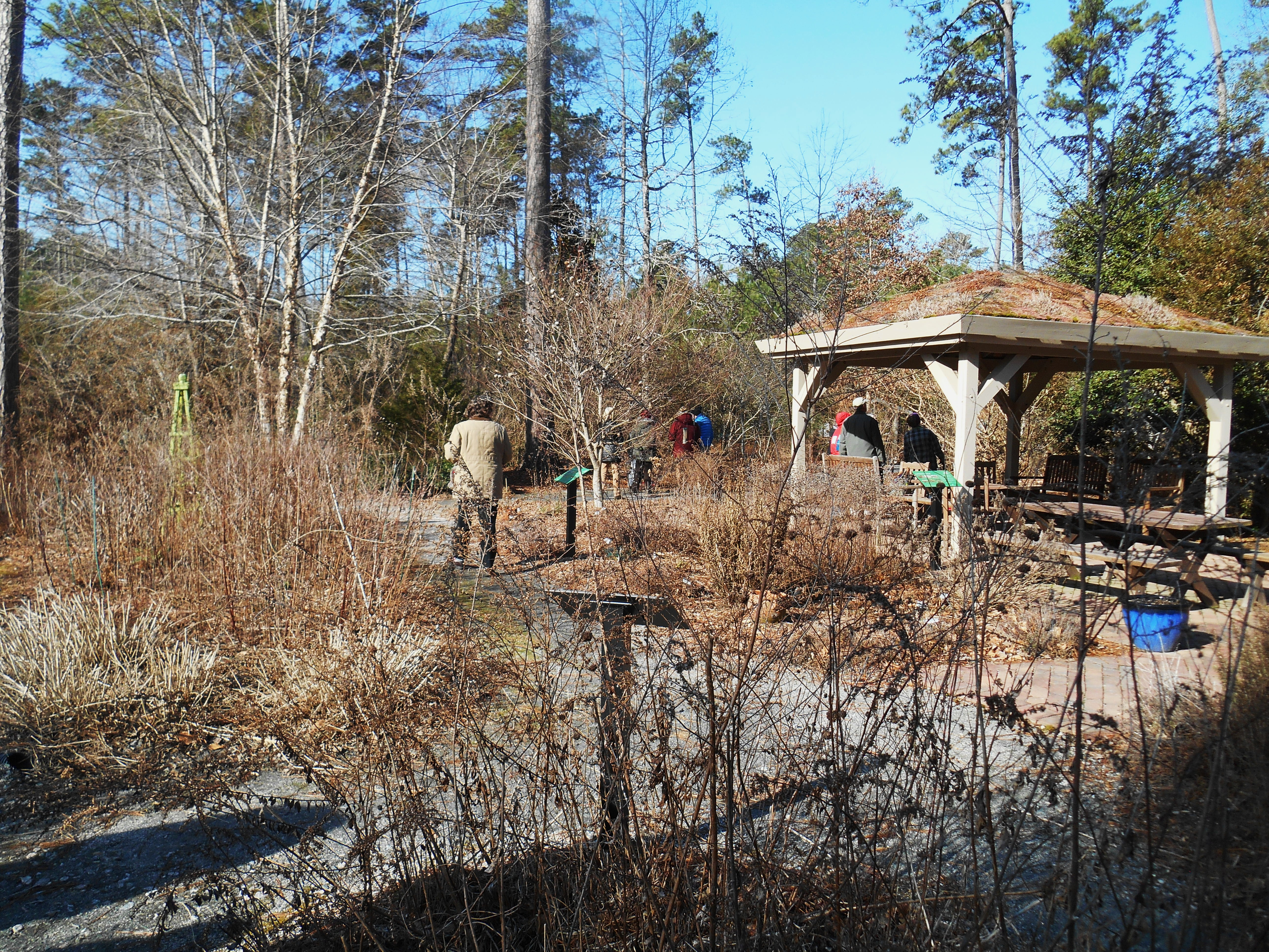 The Williamsburg Botanical Garden